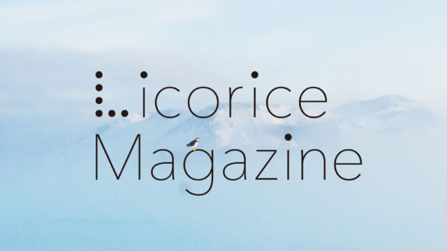 Licorice Magazine vol.1